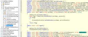 websecurityclass login